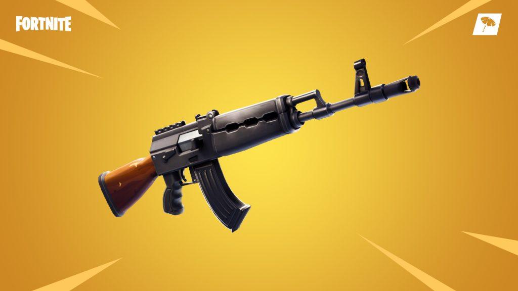 Fortnite SypherPK AK47