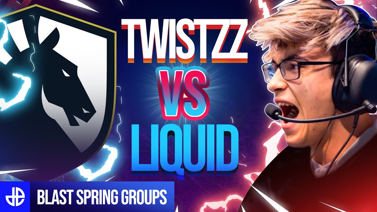 twistzz team liquid blast premier groups