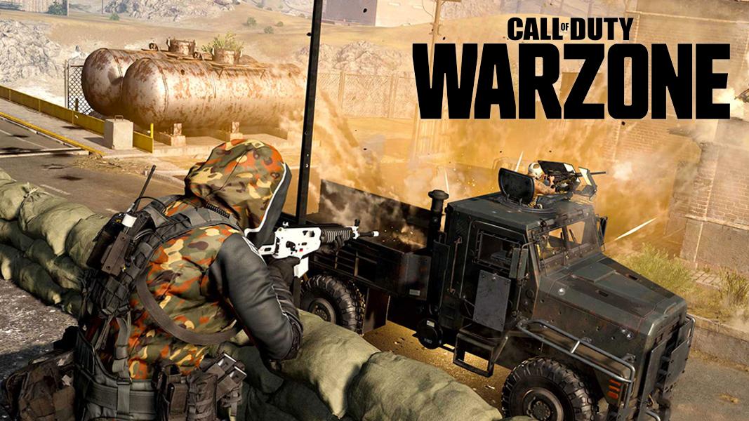 Warzone Armored Royale Image