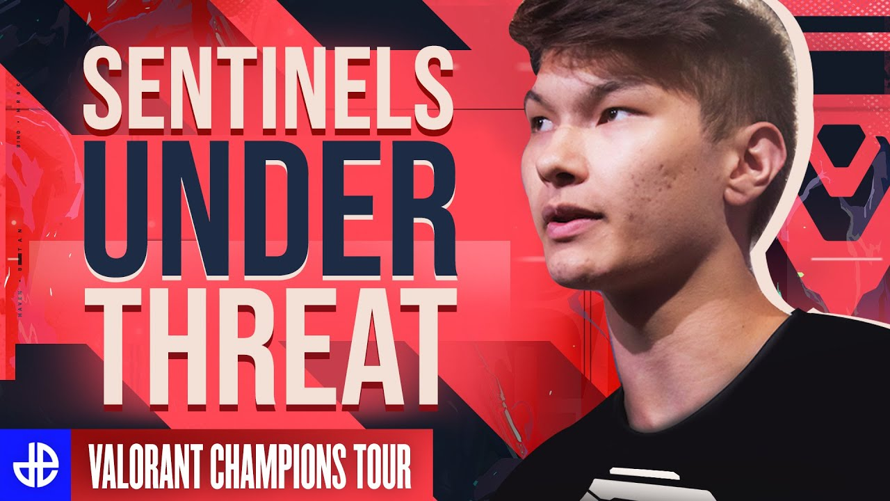 Sentinels Valorant Champions Tour