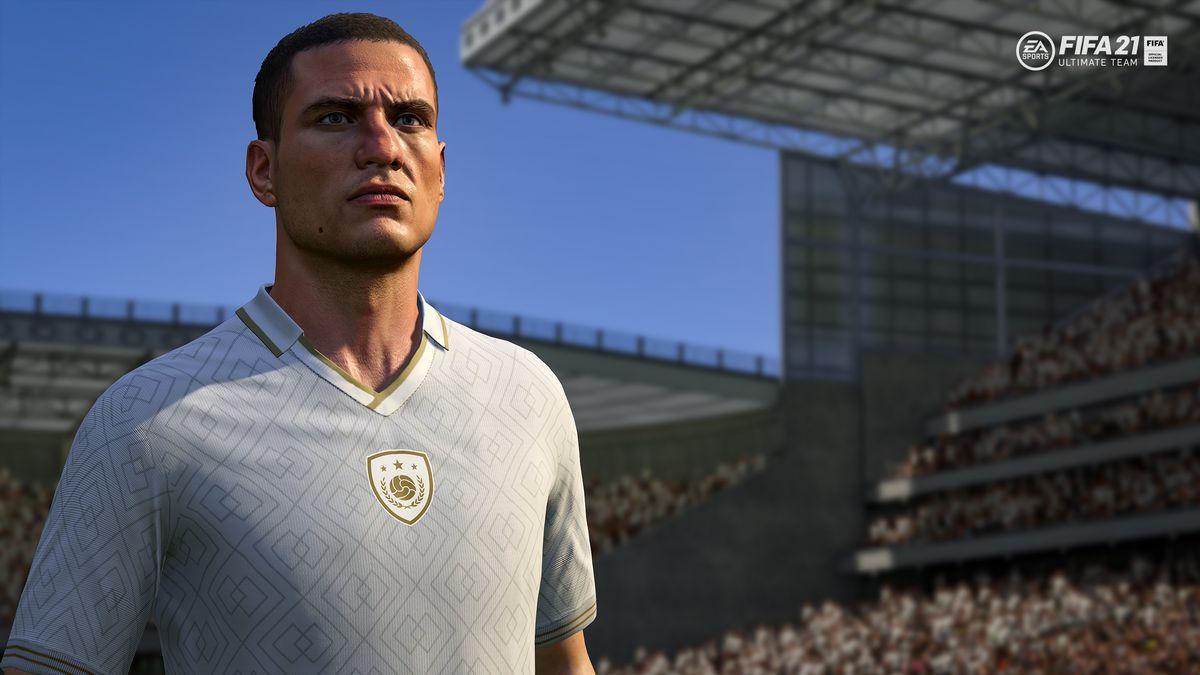 FIFA 21 ICON Vidic