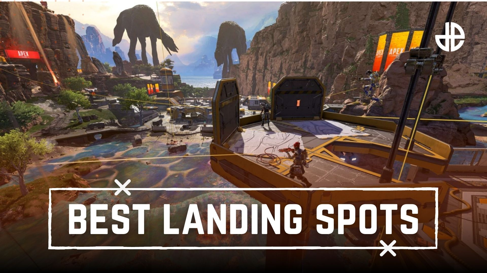 Best landing spots in kings canyon apex legends season 8