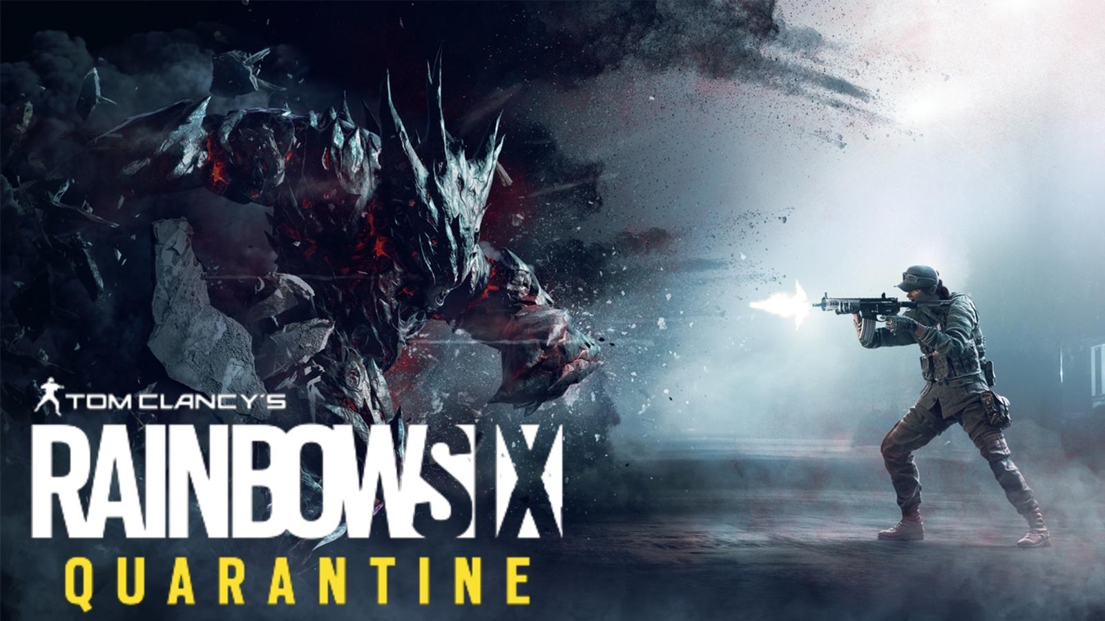 Tom Clancy's Rainbow Six Quarantine Feature Aliens