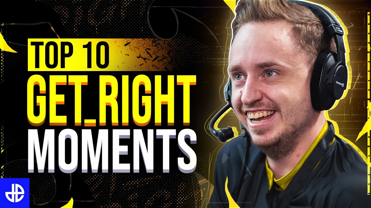 Get Right Greatest Moments CSGO