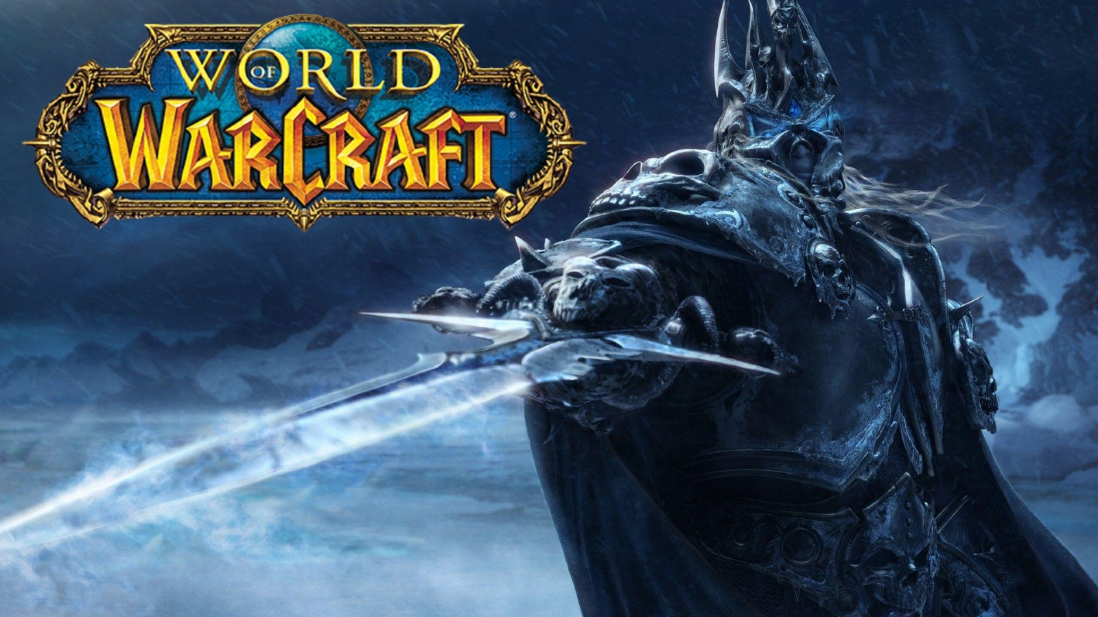World of Warcraft WoW The Lich King