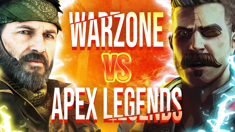 Warzone and Apex Legends