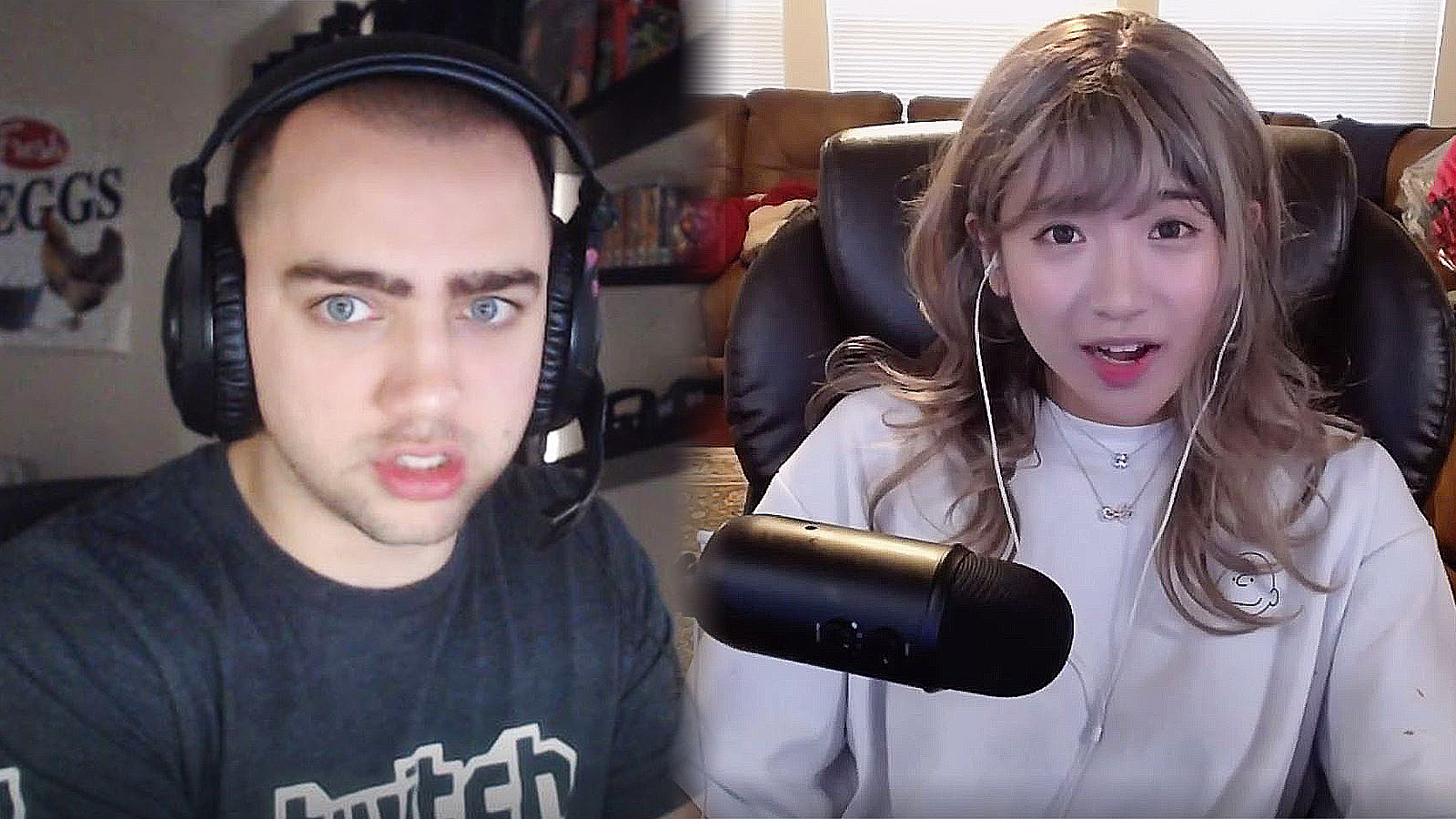 Mizkif asks fans to stop harassing Jinny