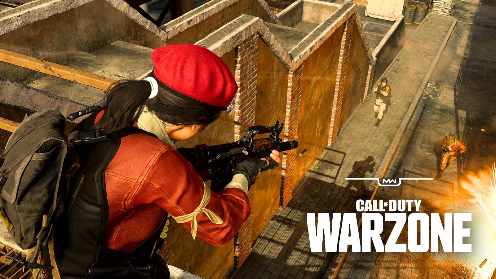 Warzone gunfight anti-cheat