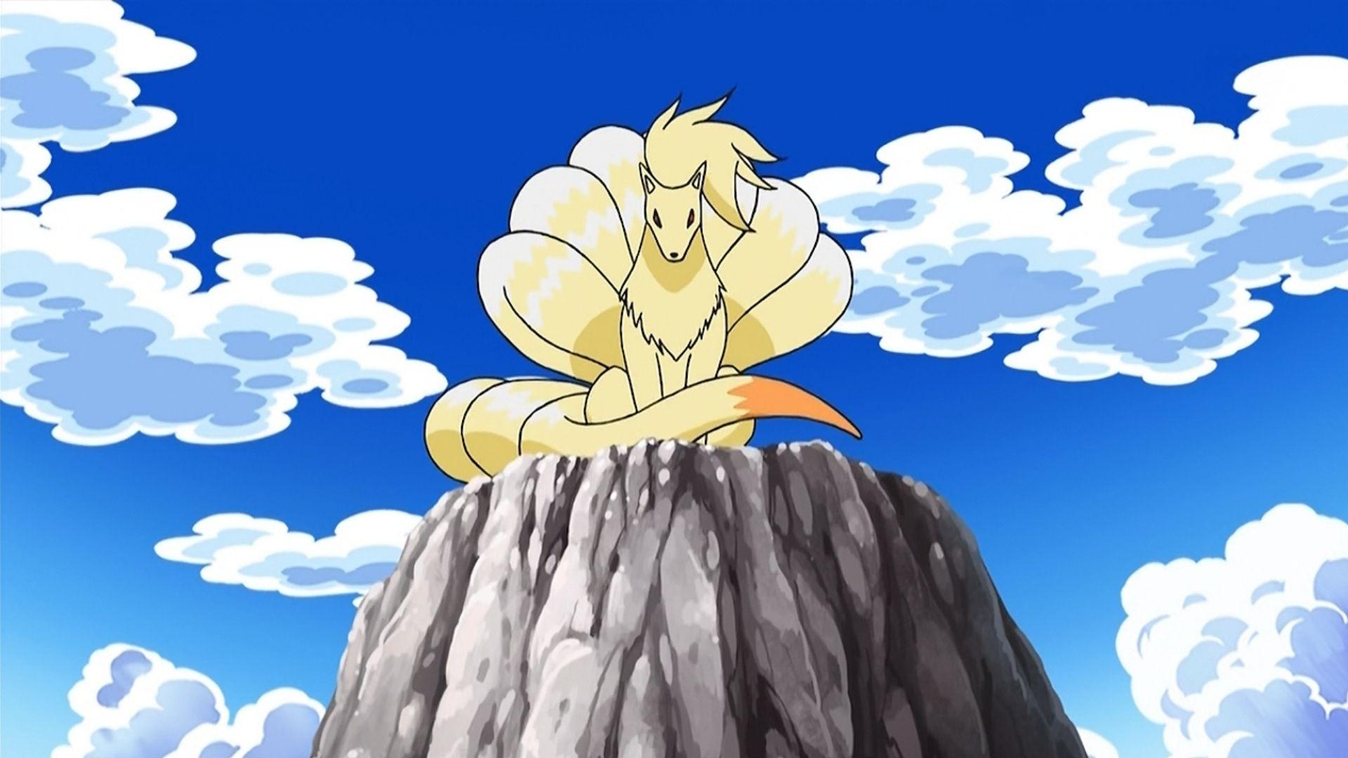 Ninetales Pokemon