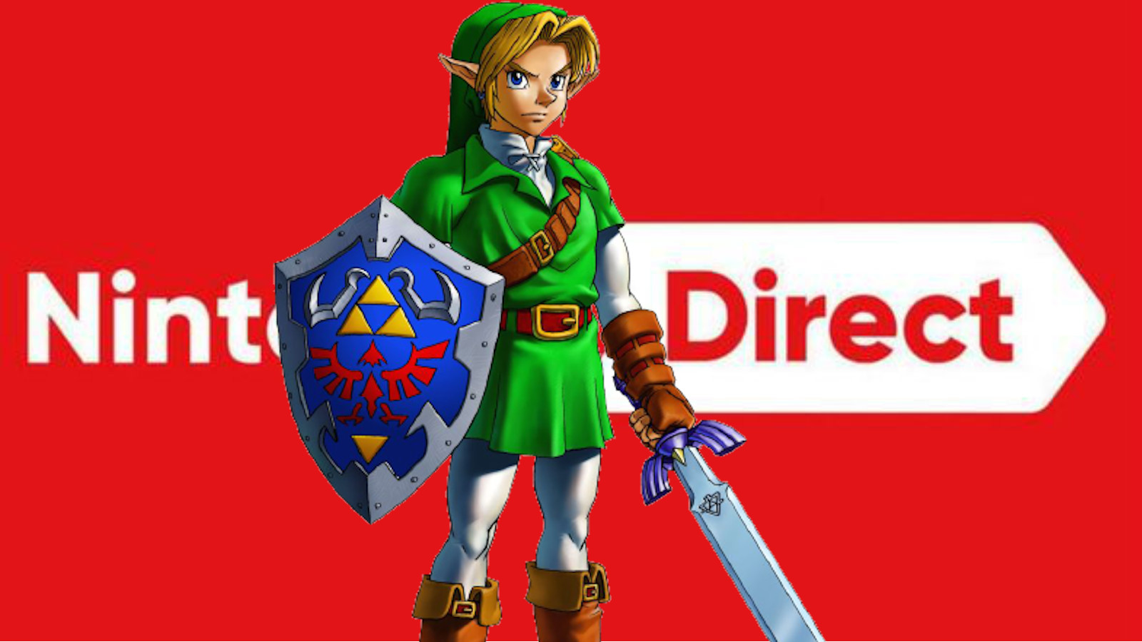 Zelda Nintendo Direct