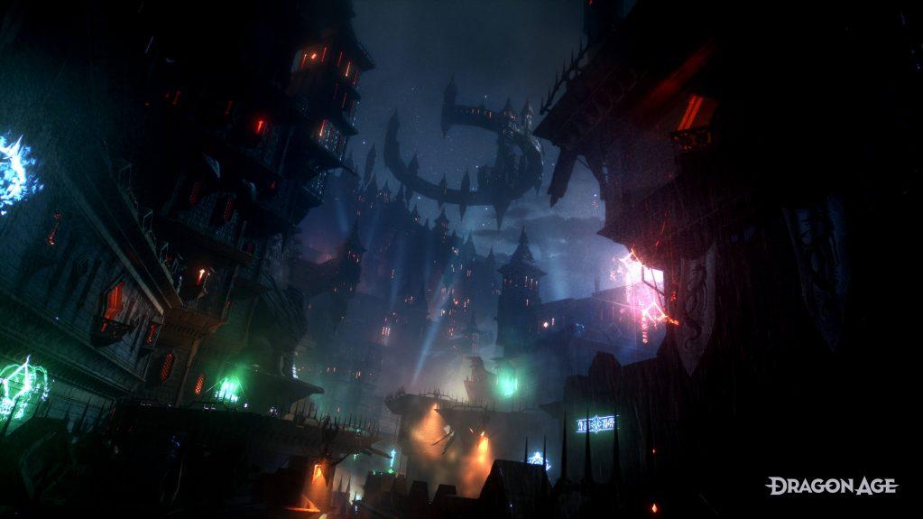 Dragon Age 4 city location