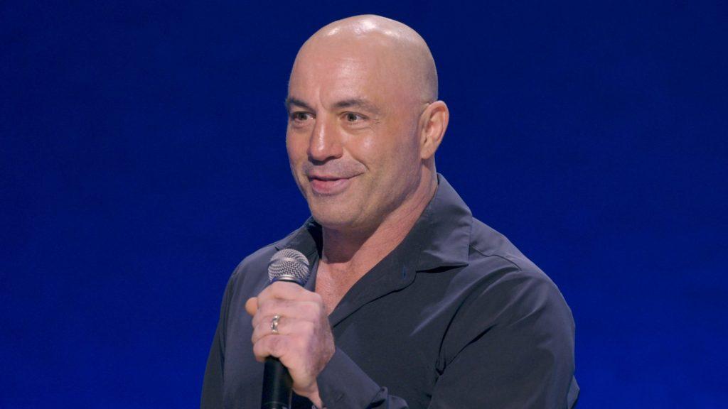 Joe Rogan stand up comedy on Netflix