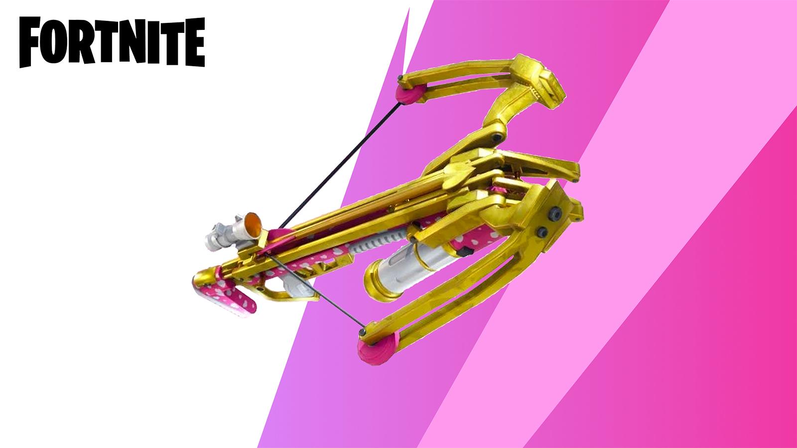 Fortnite Cupid's Crossbow