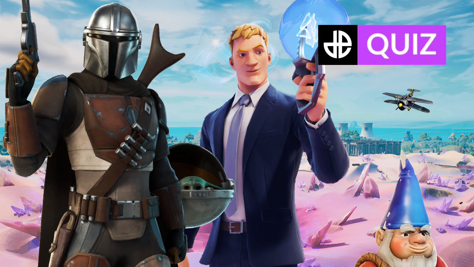 Fortnite Season 5 Quiz