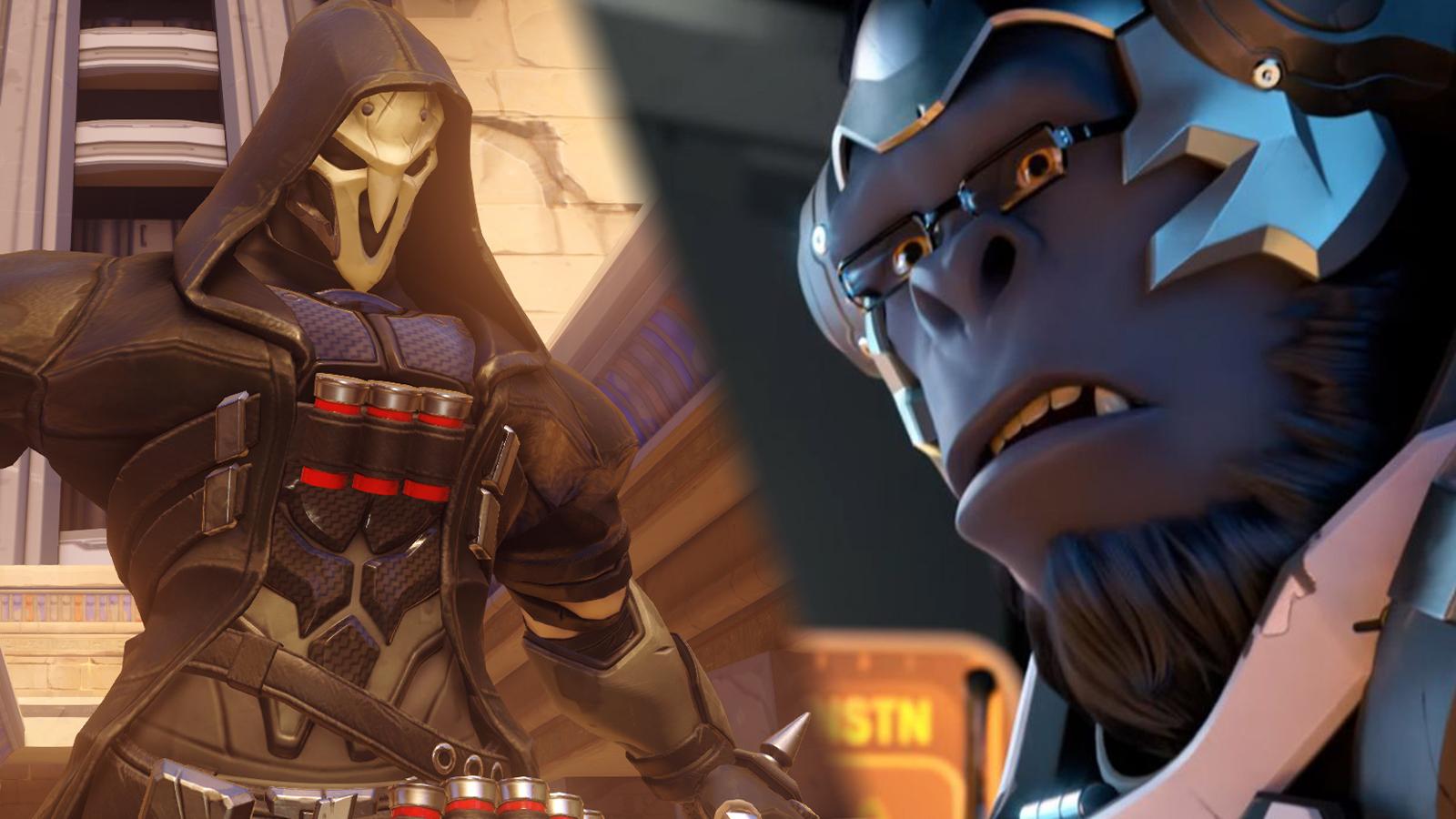 Overwatch Feb 11 update buffs Orisa & Winston, nerfs Reaper: patch notes - Dexerto