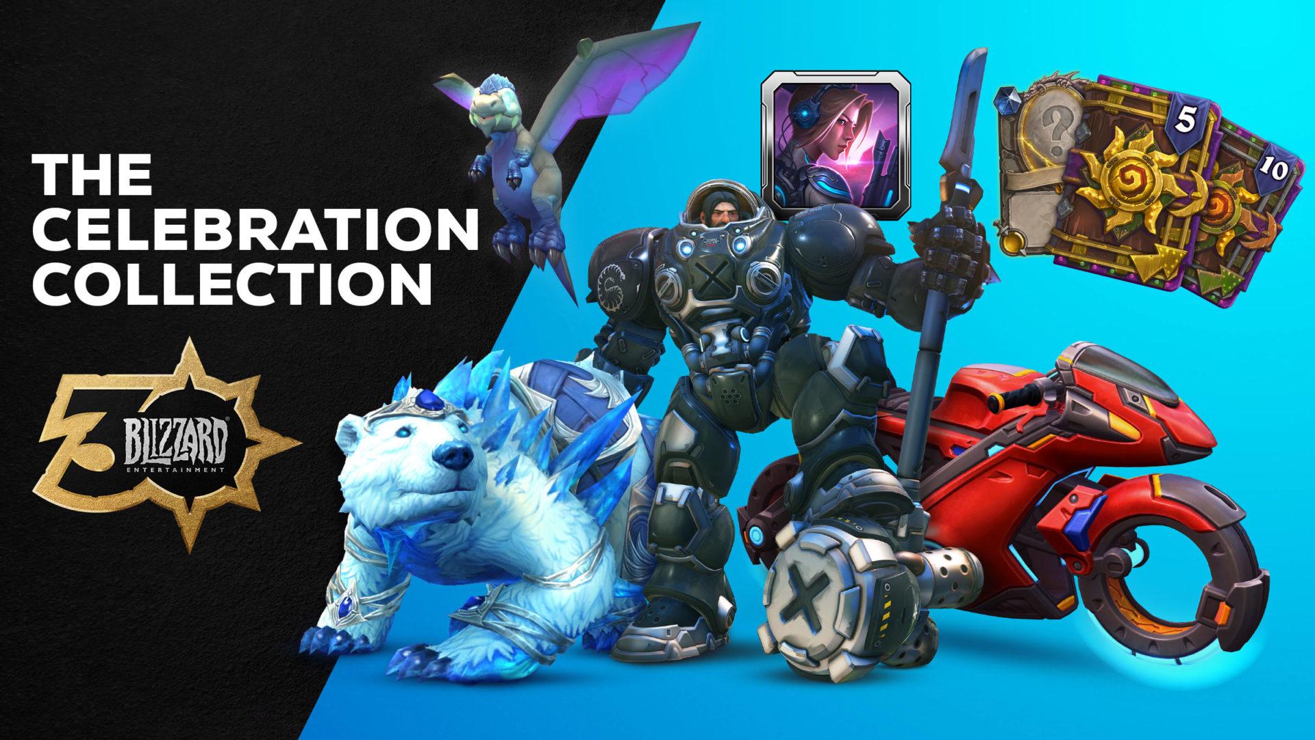 BlizzConline 30th anniversary Blizzard