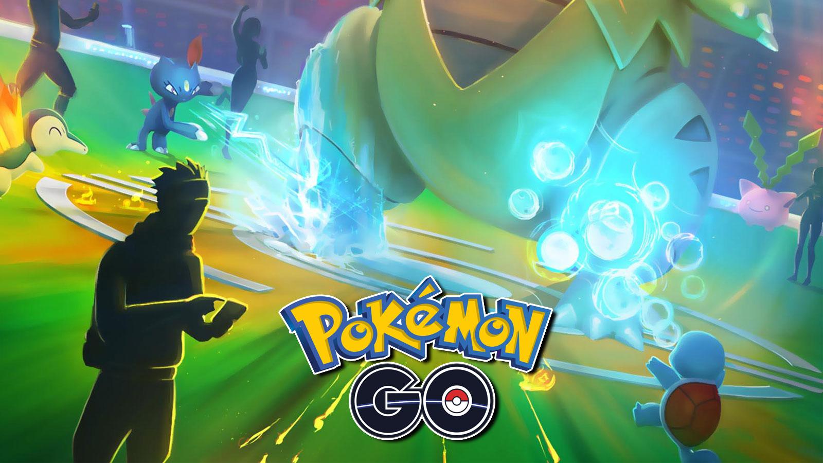 pokemon go raid