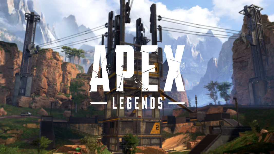 Apex Legends Cage with logo