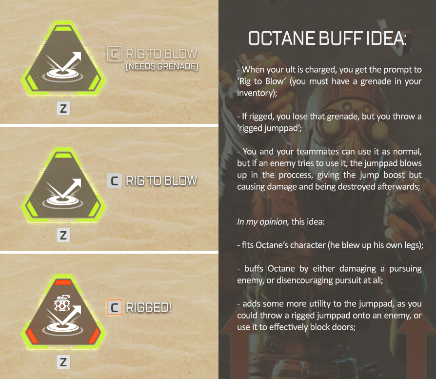 Octane buff idea from Reddit
