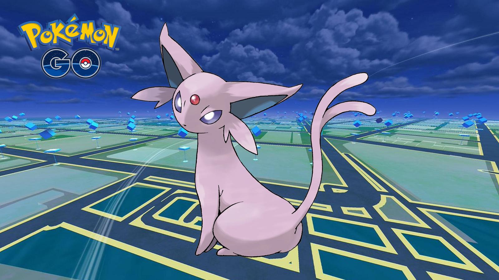 Espeon Pokemon Go