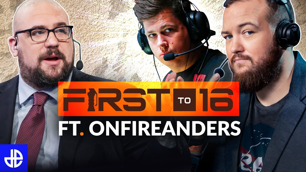 Onfireanders and Richard Lewis Dexerto CSGO