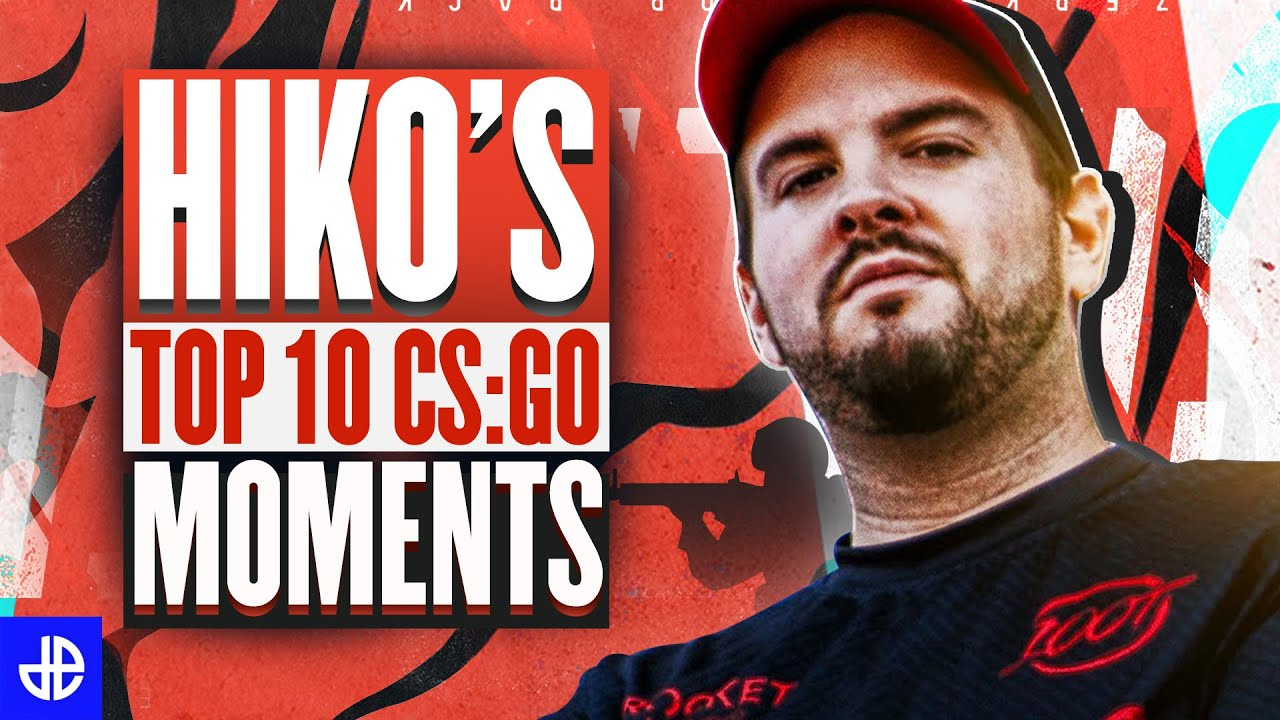Hiko CSGO Valorant Top 10 moments
