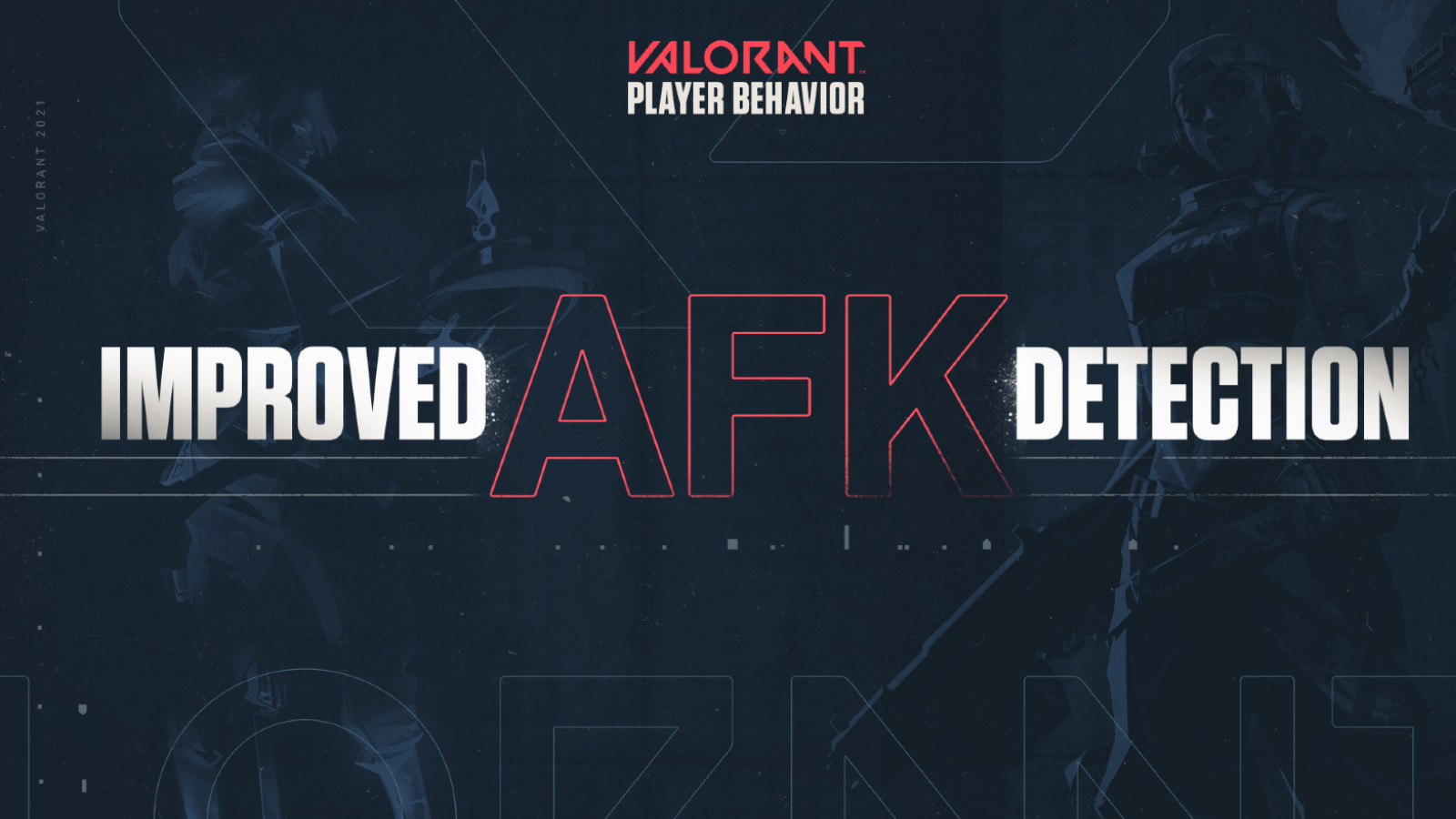 Valorant AFK detection
