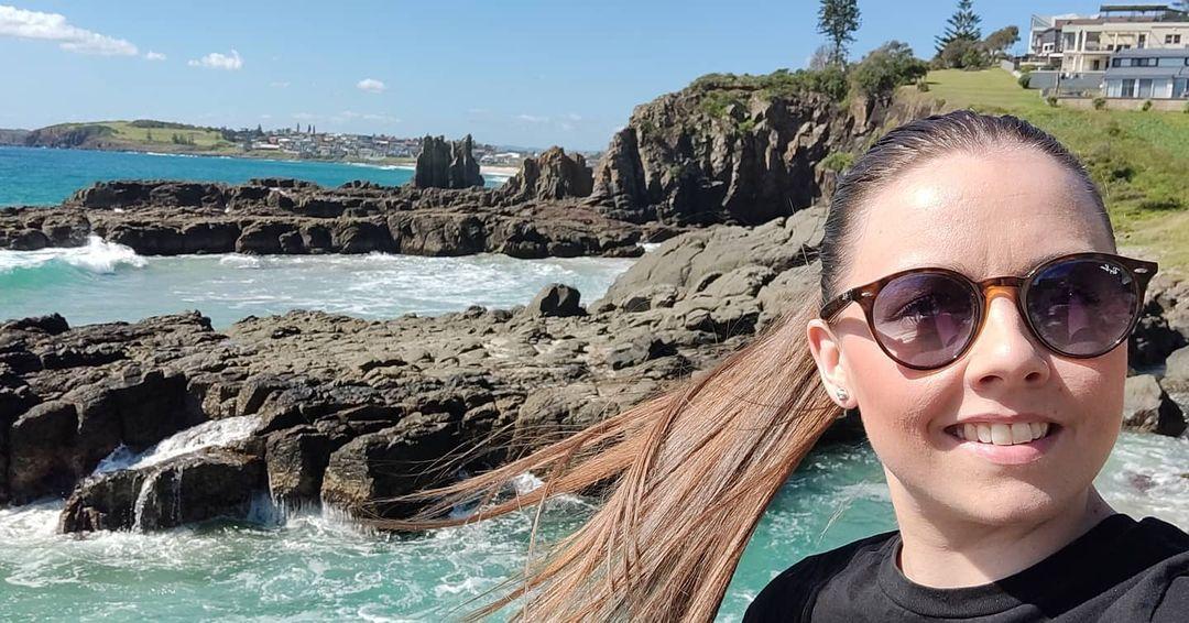 R6 Siege caster Jess in Australia