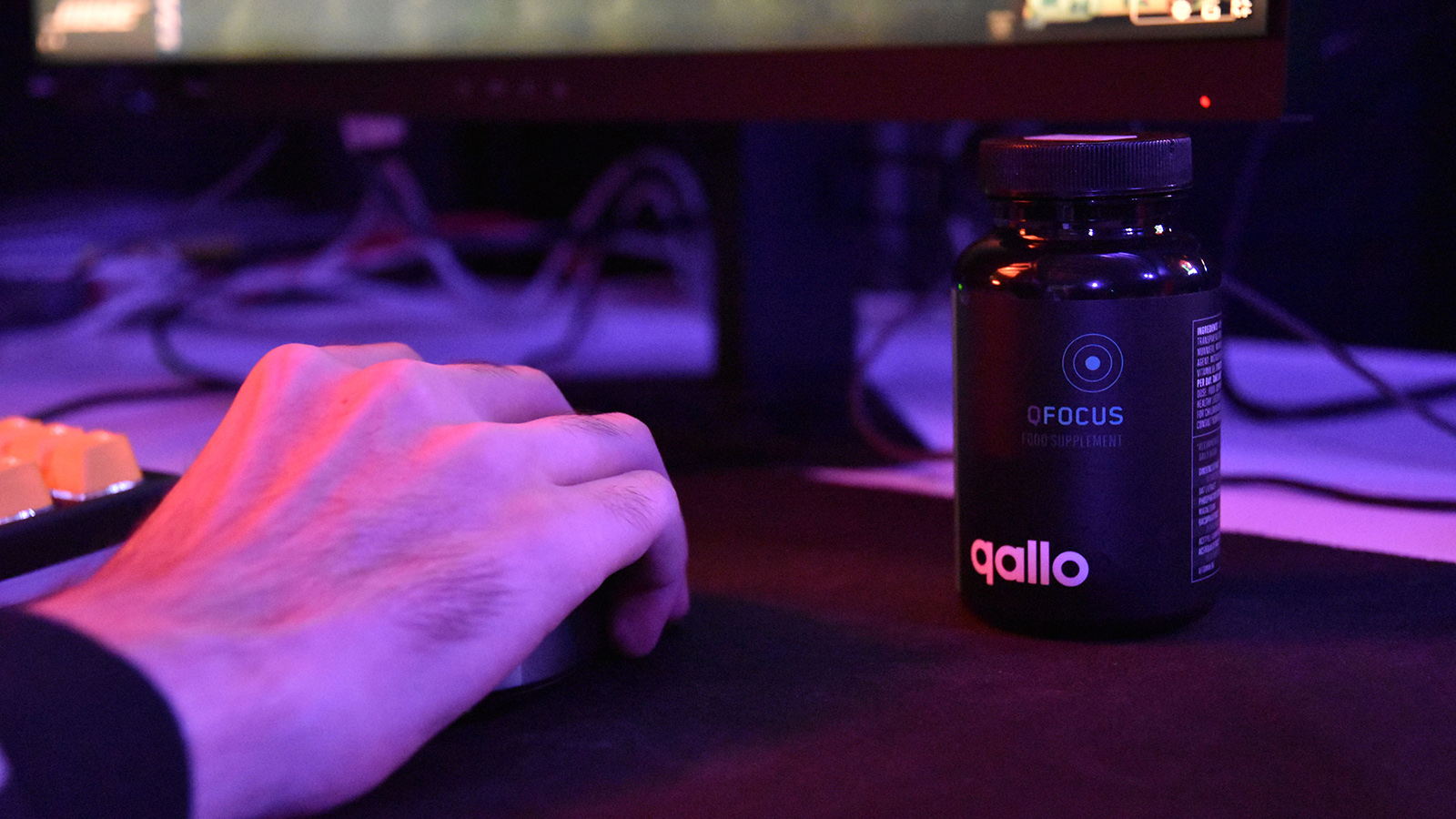Qallo esports supplement