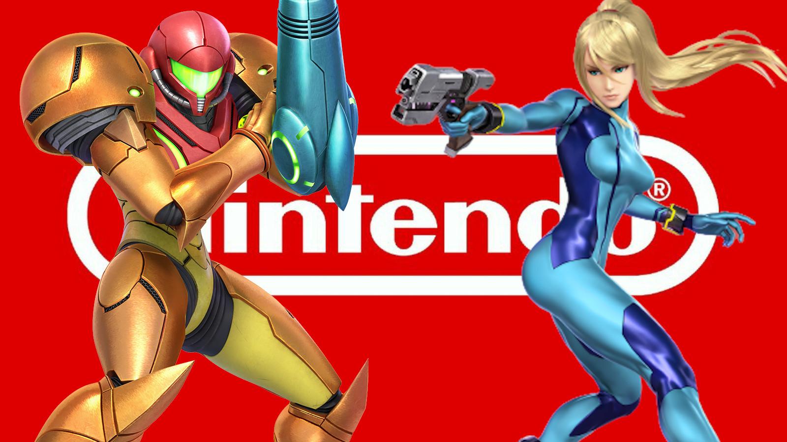 Metroid Nintendo Direct