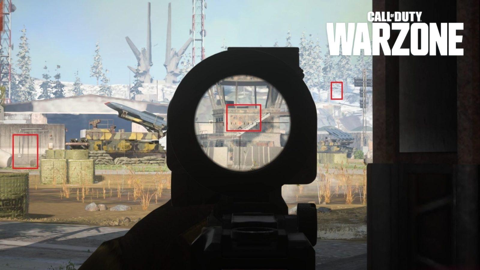 Warzone hacker