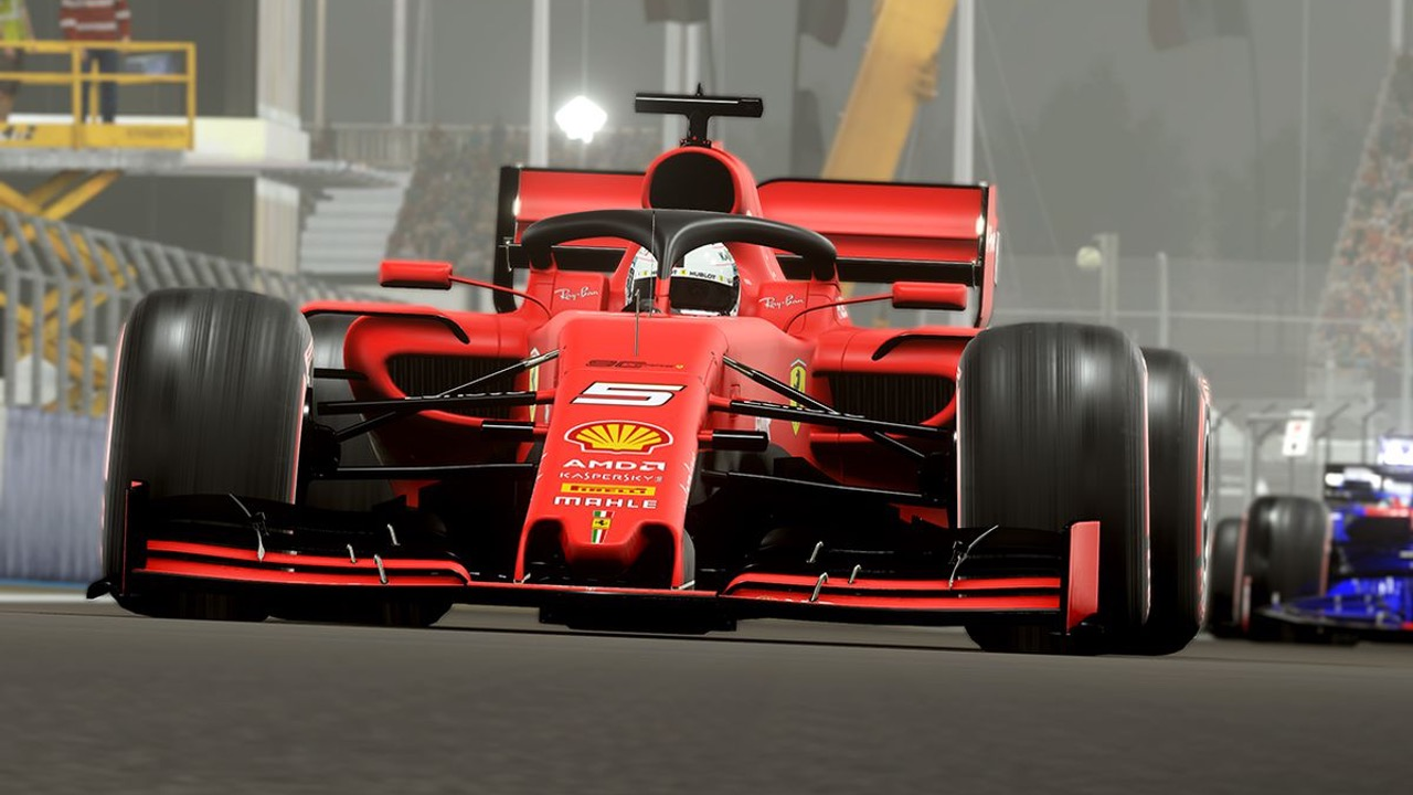 F1 game 2021