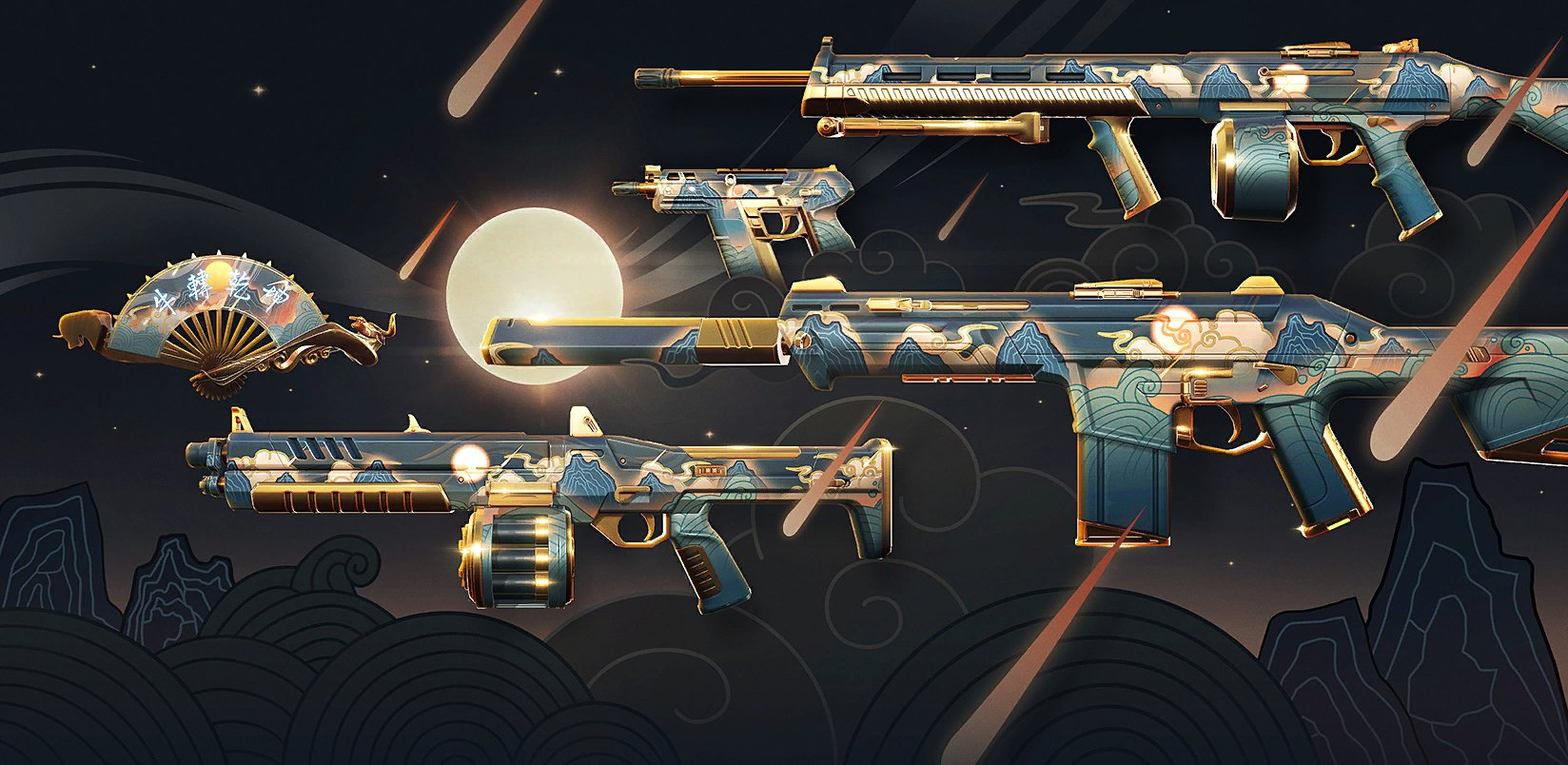 All Valorant Skin Bundles Levels, Weapons, Prizes   Asume Tech