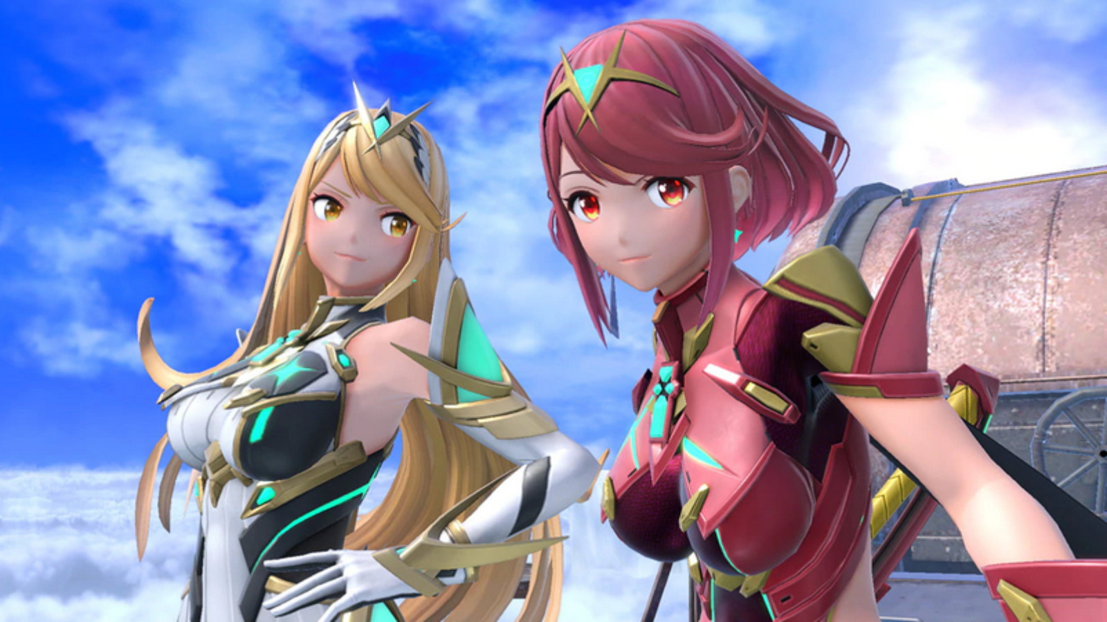 Pyra in Smash Ultimate