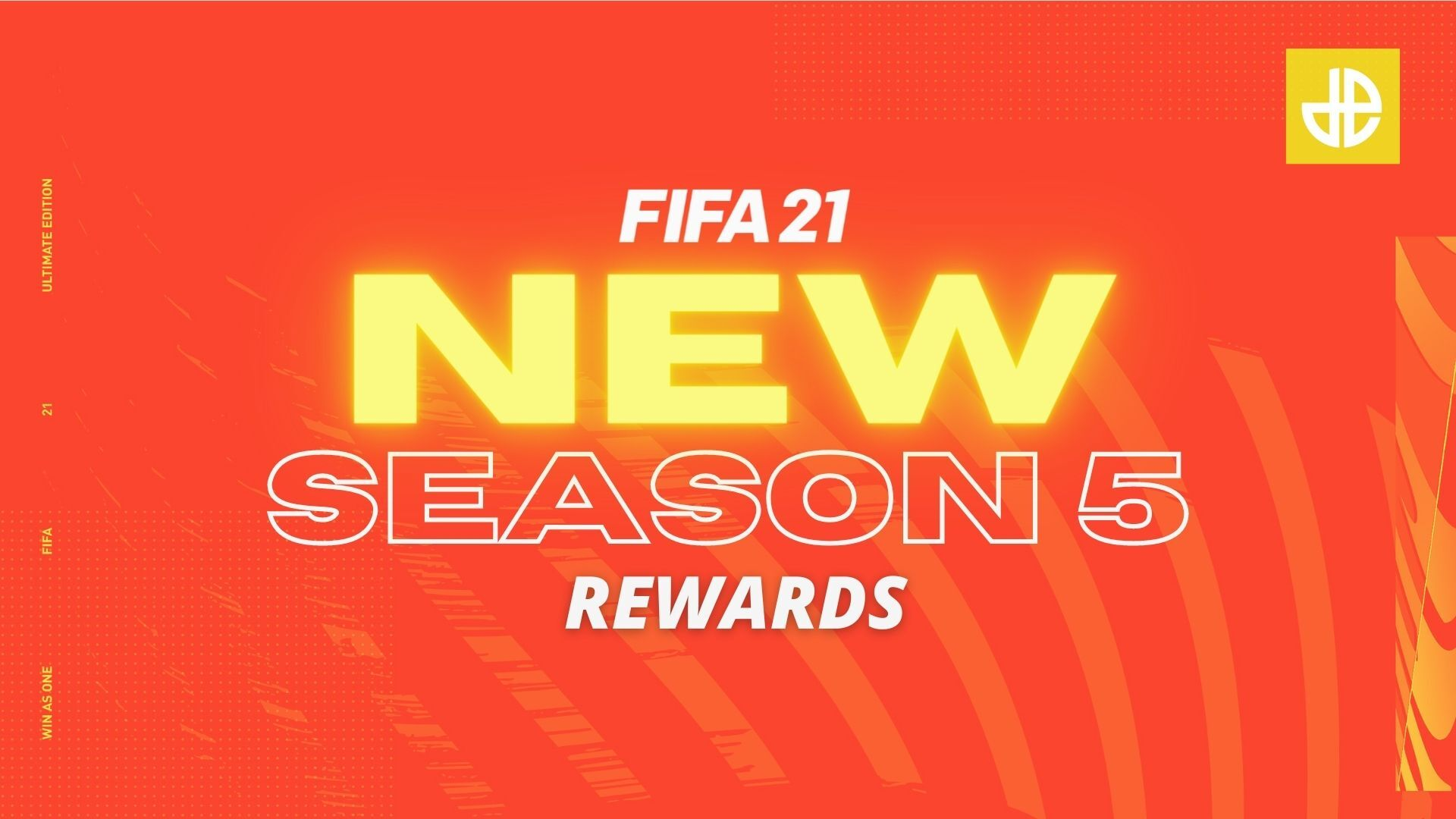 FIFA 21 Season 5 ultimate team logo