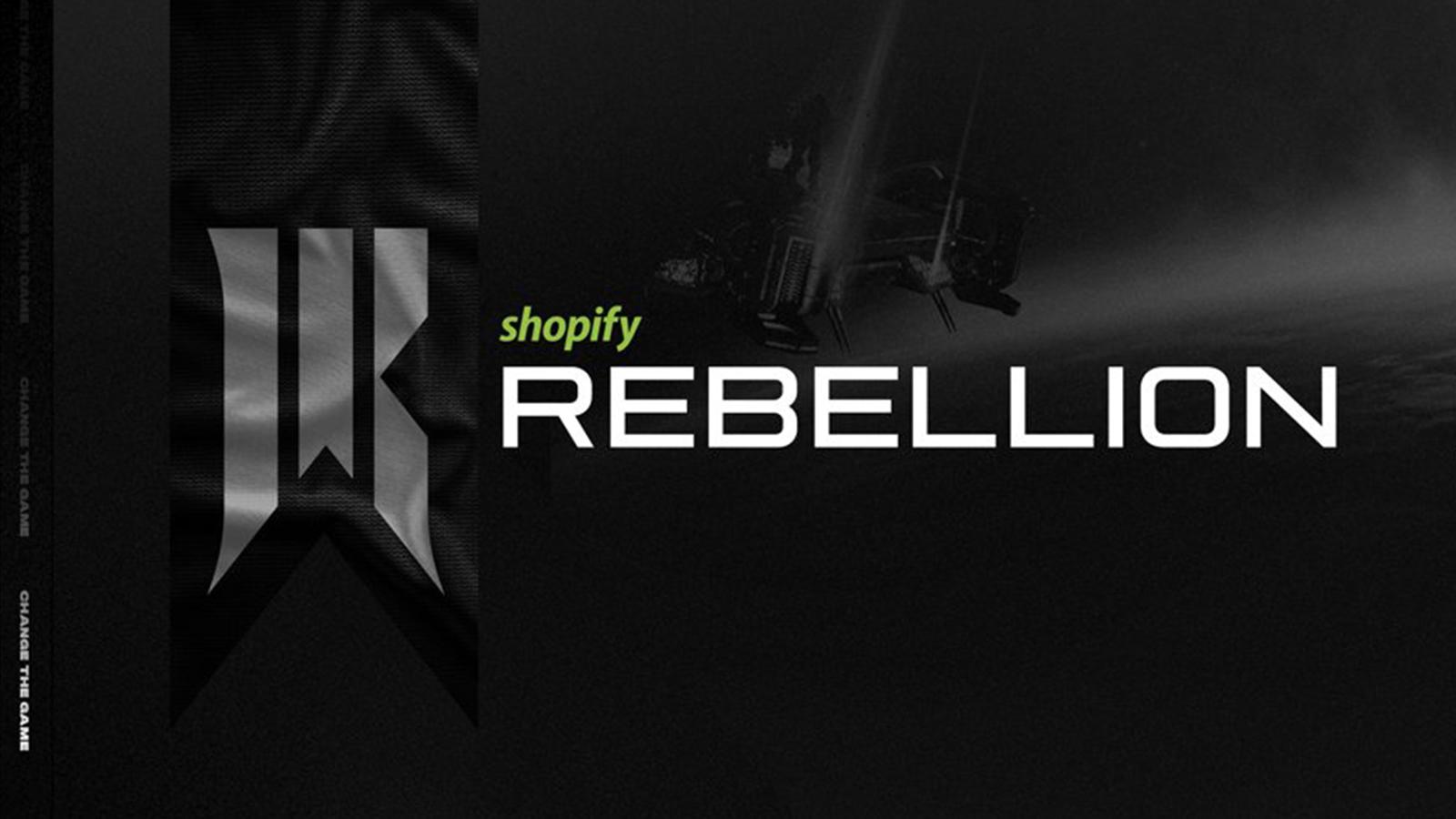 Shopify Rebellion logo