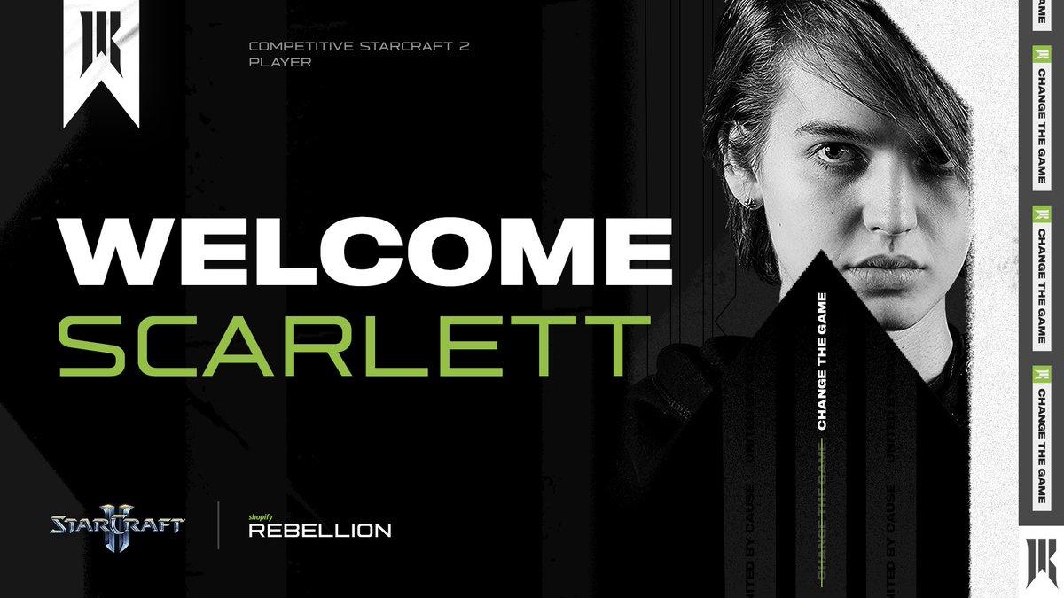 Scarlett Shopify Rebellion