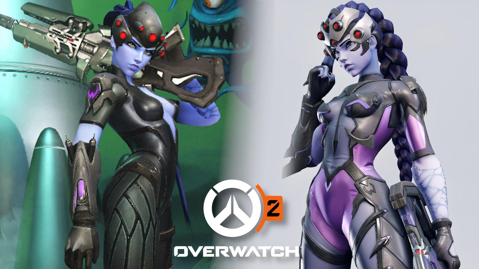 overwatch 2 new looks widowmaker