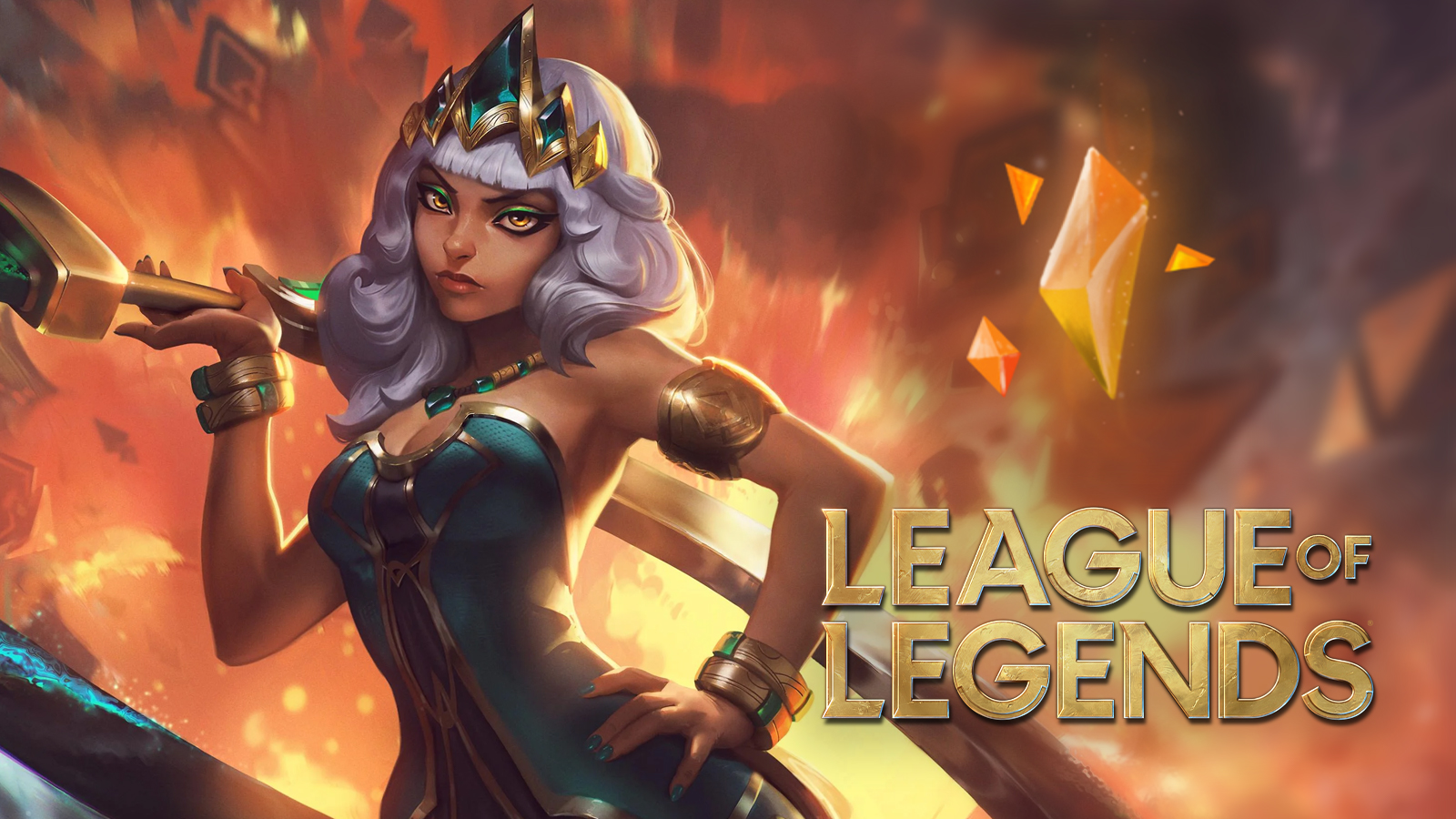 Qiyana in League of Legends
