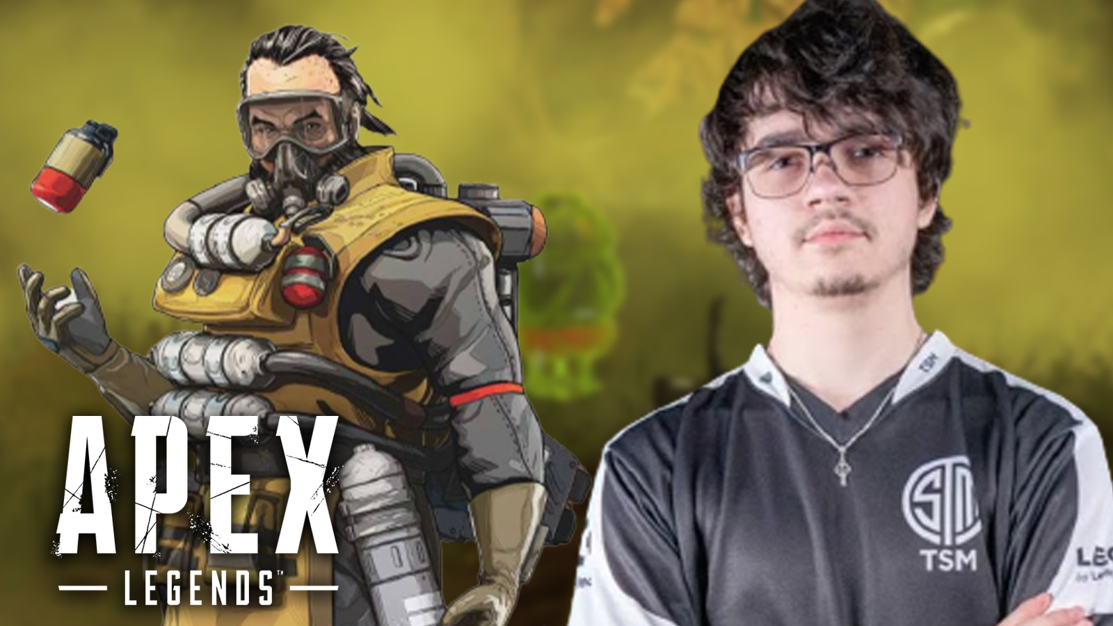 apex legends caustic respawn albralelie tsm
