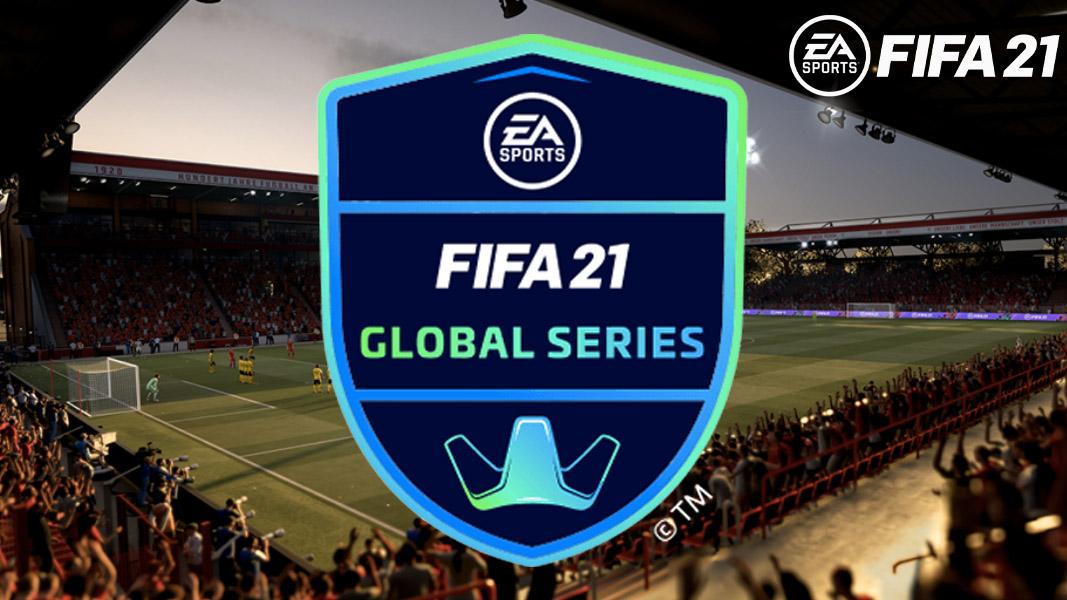 FIFA 21 FGS logo and FIFA 21 logo