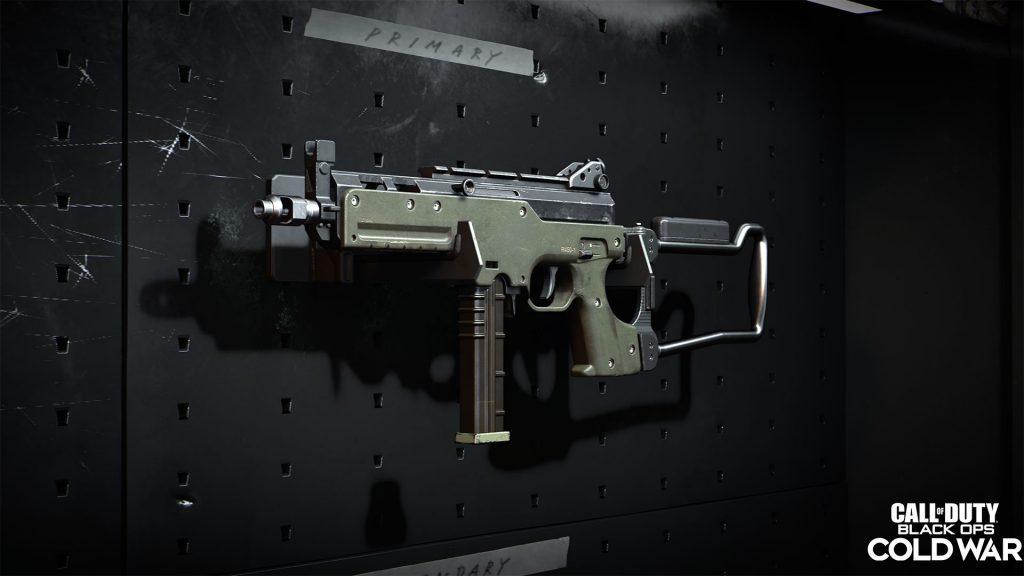 LC-10 SMG in Season 2
