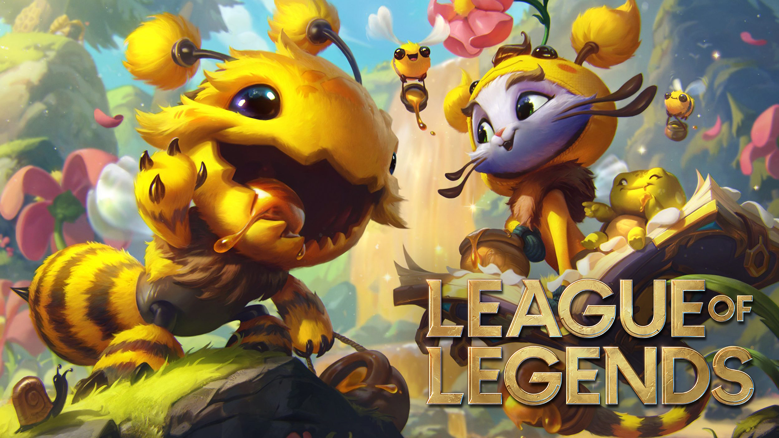 Beemaw and Yuumbee in League of Legends LoL patch 11.5 notes.