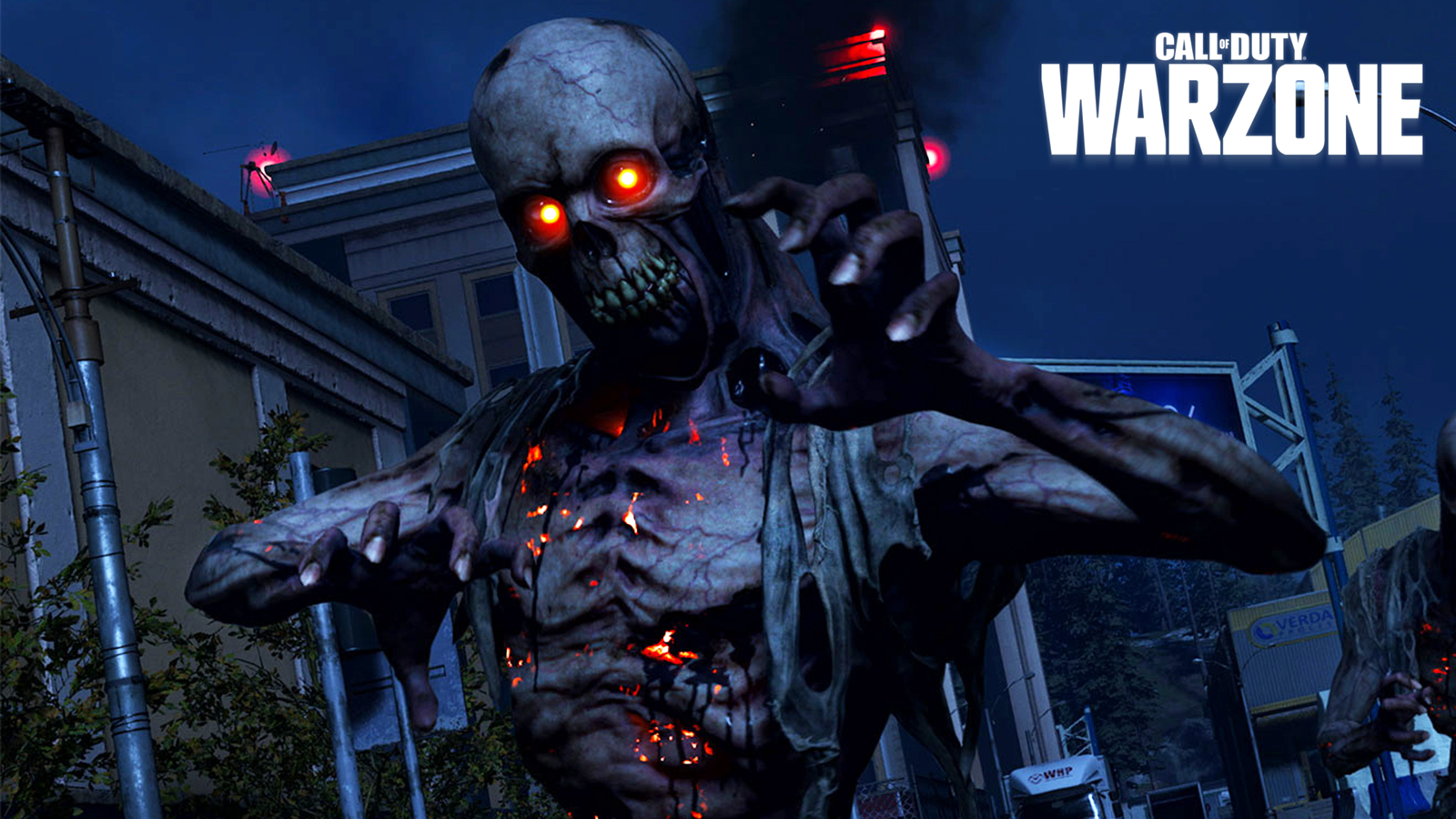 Warzone Season 2 Zombies