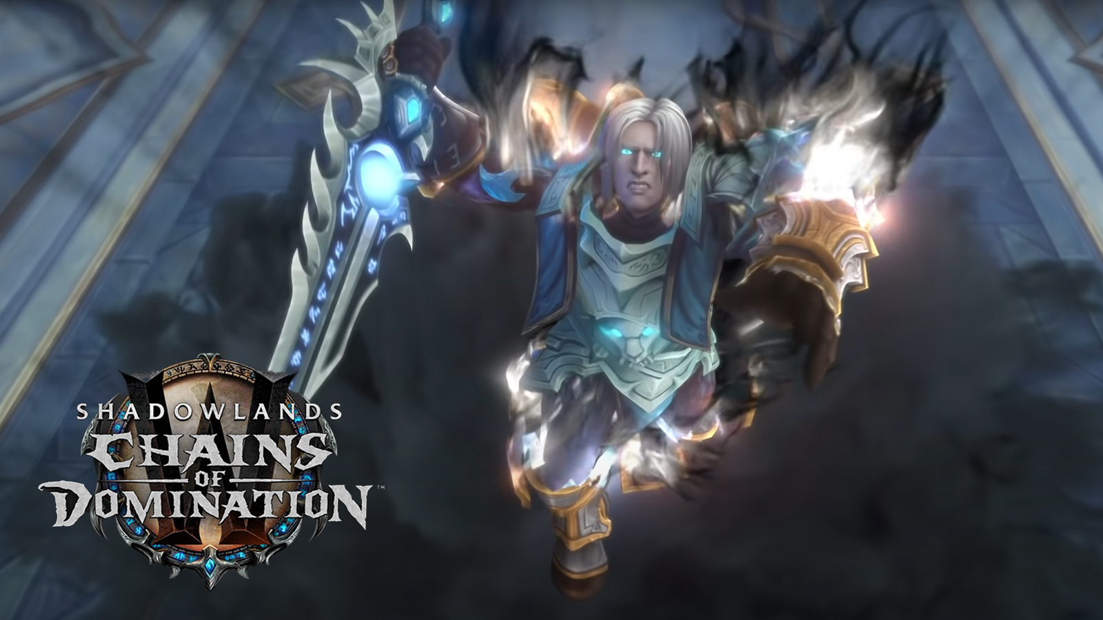 Anduin WoW Chains of Domination