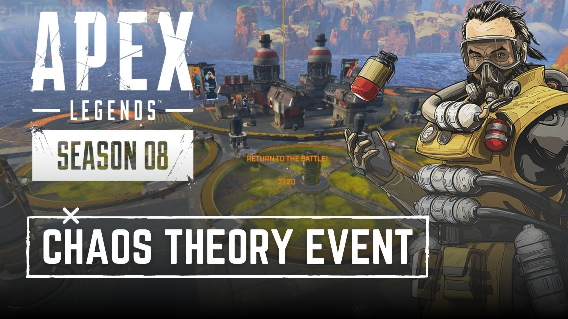 Apex Legends Chaos Theory event: Caustic Town Takeover, Leaks, heirloom - Dexerto