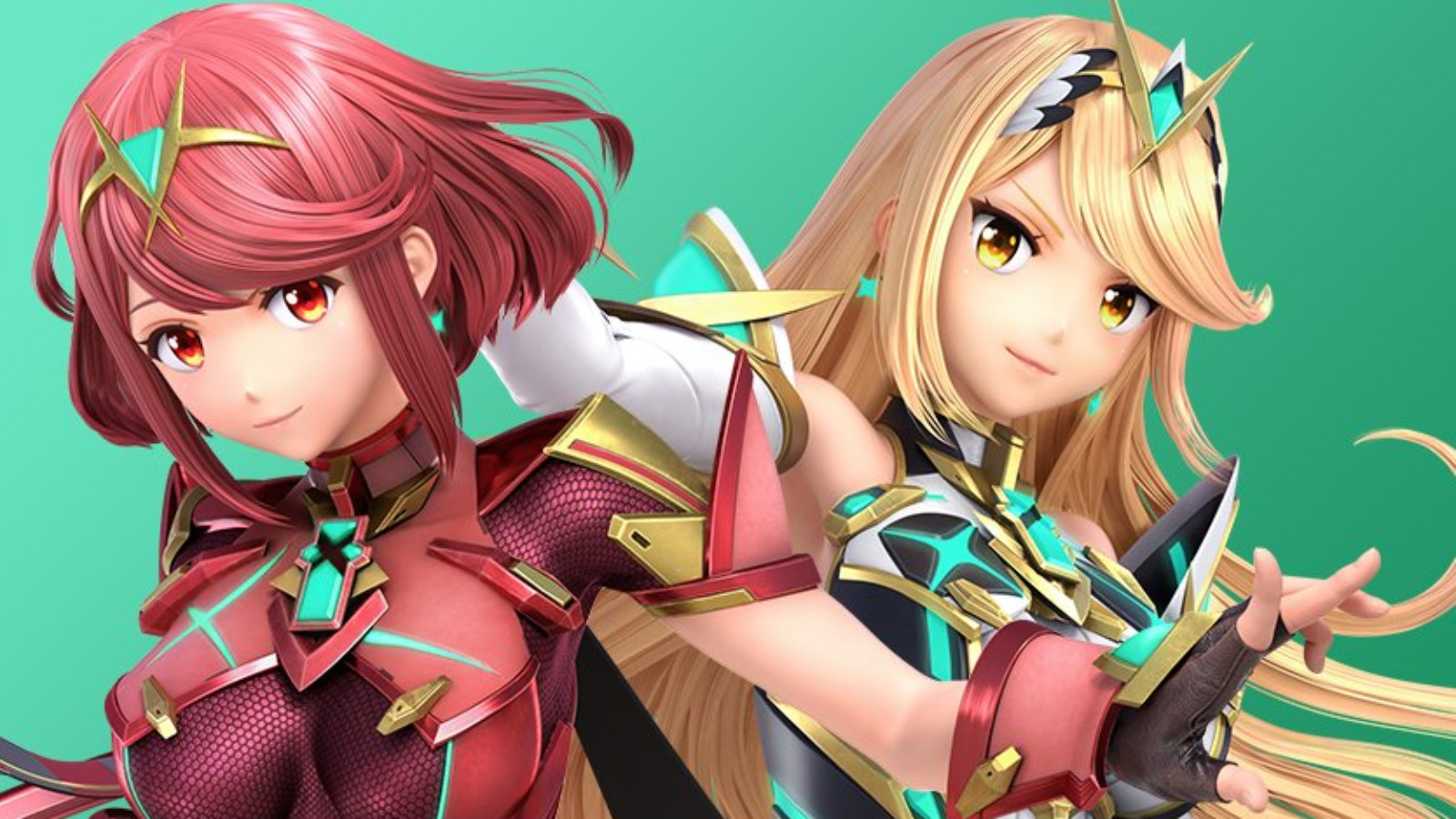 Pyra and Mythra in Smash Ultimate