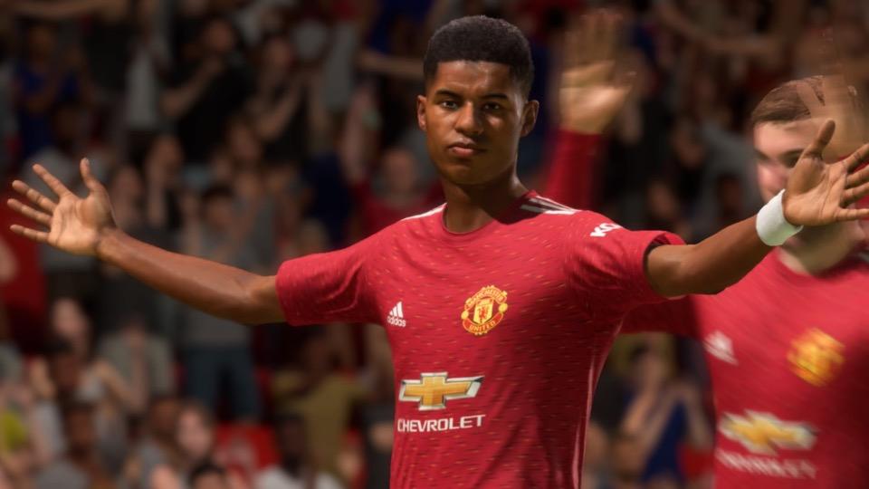 FIFA 21 RASHFORD TOTW 22