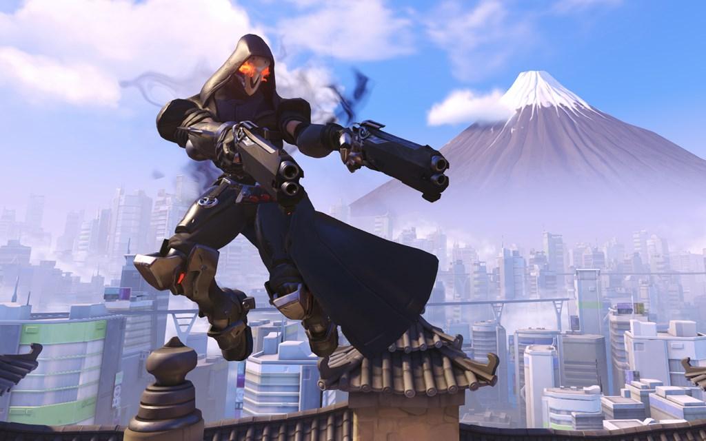 Reaper on Hanamura