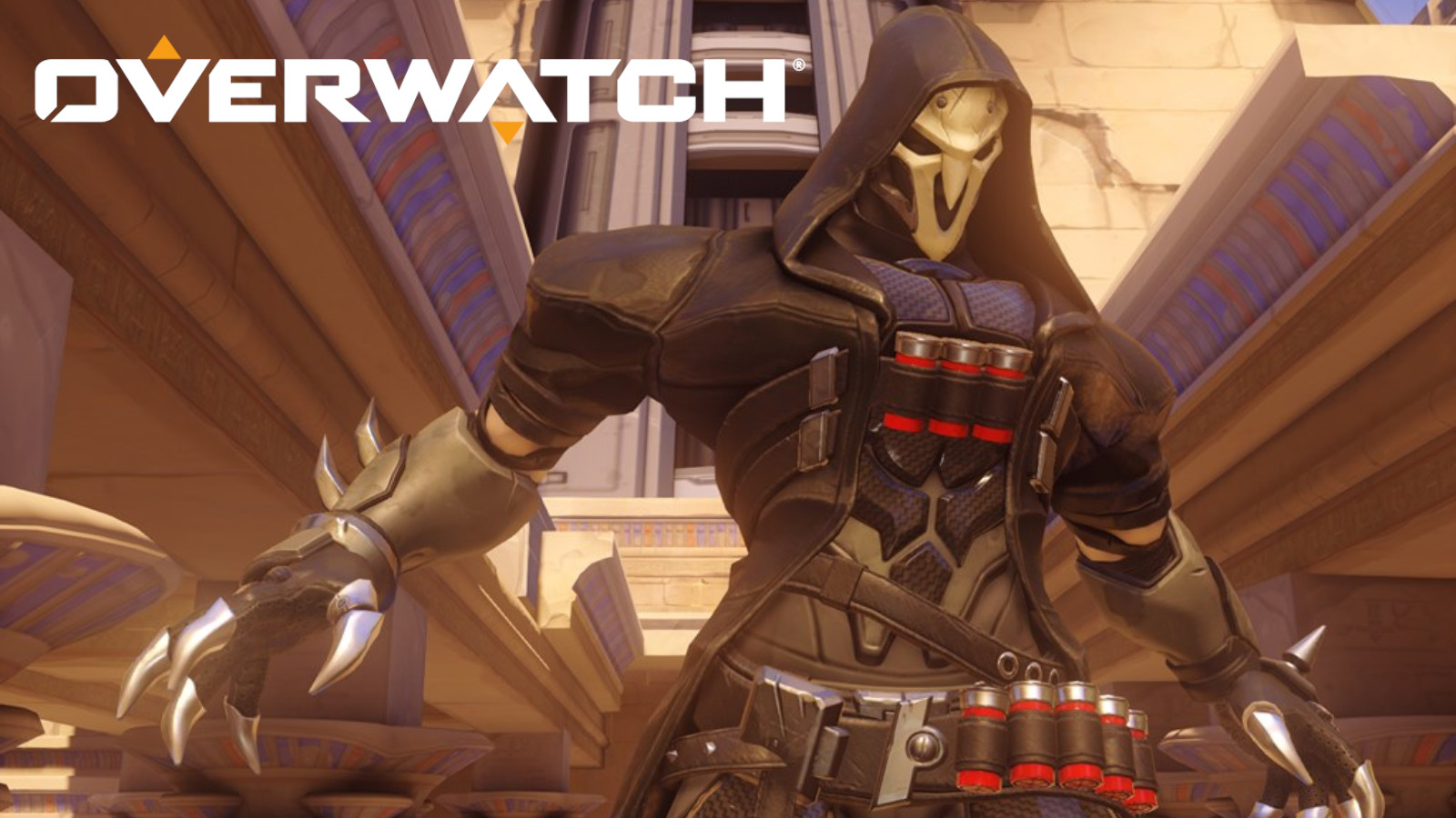 Reaper on Temple of Anubis